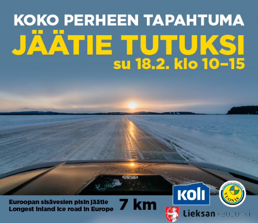 Jäätie Koli-Vuonislahti