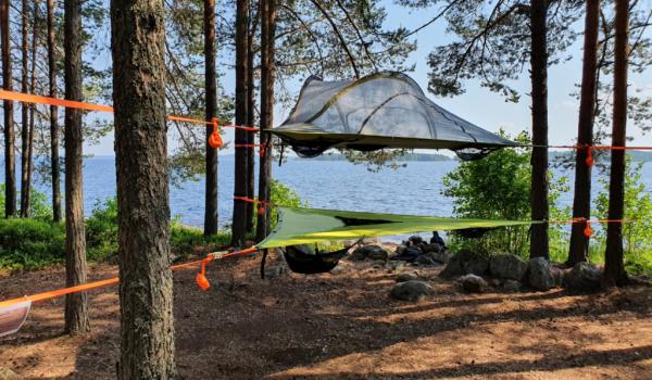 Tentsile Koli Camping Käränkkä