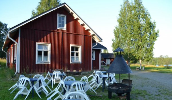 Sleeping sheds Kiviniemi